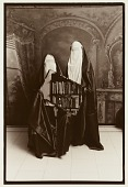 view Untitled (two veiled women holding mirror) digital asset number 1