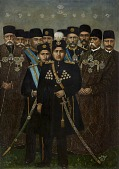 view Ahmad Shah Qajar and his Cabinet digital asset number 1