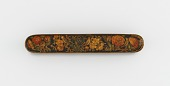 view Pen case with flowers and birds digital asset number 1
