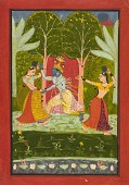 view Krishna exacts a toll from the gopis digital asset number 1