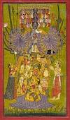 view Krishna Vishvarupa digital asset number 1