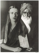 view Father-Daughter, from the series <em>Re-take of Amrita</em> digital asset number 1