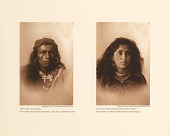 view Tom Torlino, Navajo/Annu Palakunnathu Matthew, from the series <em>An Indian from India</em> digital asset number 1