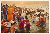 view Mahakumbh-The Colors of Faith at Triveni Sangam digital asset number 1