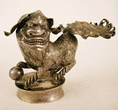view Finial (?) of a mythological creature digital asset number 1
