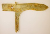 view Replica of a bronze blade form digital asset number 1