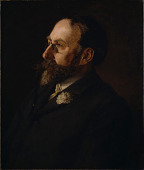 view Portrait of William Merritt Chase digital asset number 1