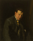 view Portrait of George Luks digital asset number 1