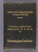 view Certificate, F. A. I., James H. Doolittle digital asset number 1
