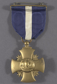 view Medal, United States Navy Cross digital asset number 1