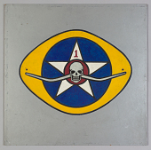 view Insignia, VMF-124, United States Marine Corps digital asset number 1