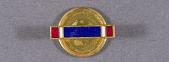 view Medal, Lapel Pin, Distinguished Service Cross digital asset number 1