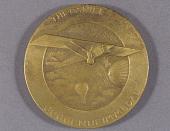 view Medal, Daniel Guggenheim Medal digital asset number 1