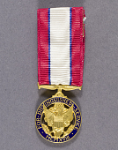 view Medal, Miniature, Distinguished Service Medal, United States Army digital asset number 1