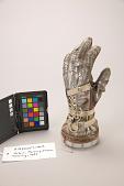 view Glove, Mercury, Cooper, Training, Left digital asset number 1