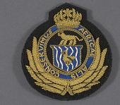 view Badge, Cap, Central African Airways digital asset number 1