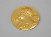 view Medal, Nobel Prize, Physics, 2006, John Mather, replica digital asset number 1