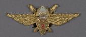 view Badge, Pilot 2nd Class, Romanian Air Force digital asset number 1