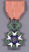view Medal, Order of the Legion of Honor, France, Jacqueline Cochran digital asset number 1