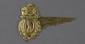 view Badge, Flight Attendant, Qantas Empire Air Lines Ltd. digital asset number 1