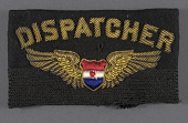 view Badge, Cap, Dispatcher, Inter Islands Airways Ltd. digital asset number 1
