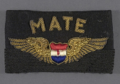 view Badge, Cap, Mate, Inter Islands Airways Ltd. digital asset number 1