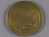 view Medal, French-Romanian Aerial Navigation digital asset number 1