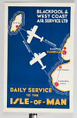 view Blackpool & West Coast Air Service Ltd. Daily Service to the Isle of Man digital asset number 1