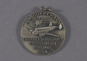 view Medal, Commemorative, Lockheed Aircraft Corp. digital asset number 1