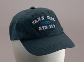 view Ball Cap, STS-112, Shuttle (Melroy) digital asset number 1