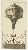 view [Untitled: 'The Original Air Balloon, Vol. XV' noted in pencil on reverse] digital asset number 1