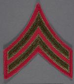 view Insignia, Rank, Corporal, Civil Air Patrol (CAP) digital asset number 1