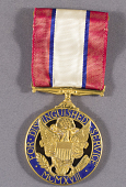 view Medal, Distinguished Service Medal, United States Army, Jacqueline Cochran digital asset number 1