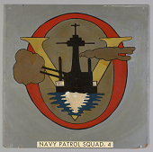 view Insignia, Observation Squadron 4, United States Navy digital asset number 1