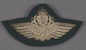 view Badge, Pilot, Royal Norwegian Air Force digital asset number 1