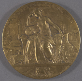 view Medal, Ecole Polytechnique 1794-1894 digital asset number 1
