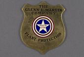 view Badge, Security, Glenn L. Martin Co. digital asset number 1