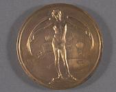 view Medal, Progress of Aviation 1910 digital asset number 1
