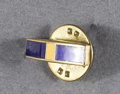 view Medal, Lapel Pin, Distinguished Service Medal, United States Navy digital asset number 1