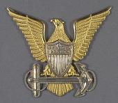 view Badge, Cap, United States Coast Guard digital asset number 1
