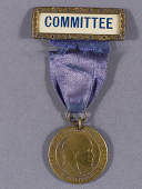 view Medal, Amelia Earhart, First Woman to Cross the Atlantic by Airplane digital asset number 1