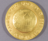 view Medal, National Geographic Society Hubbard Medal, Juan Trippe digital asset number 1