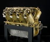 view Curtiss Modified Model L, V-8 Engine digital asset number 1
