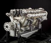 view Sterling (Sunbeam) Cossack, V-12 Engine digital asset number 1