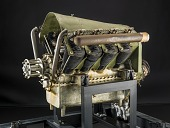 view Royal Aircraft Factory RAF-1a, V-8 Engine digital asset number 1