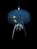 view Satellite, Pioneer I, Reconstructed Replica digital asset number 1