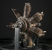 view Gnome Omega Rotary 7 Engine digital asset number 1