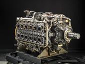 view Napier Sabre IIA Horizontally-Opposed 24 Engine digital asset number 1