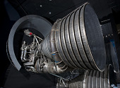 view Rocket Engine, Liquid Fuel, F-1 digital asset number 1