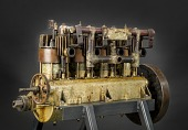 view Curtiss C-4 or D-4, In-line 4 Engine digital asset number 1